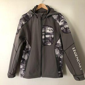 Men's Angler Softshell Jacket